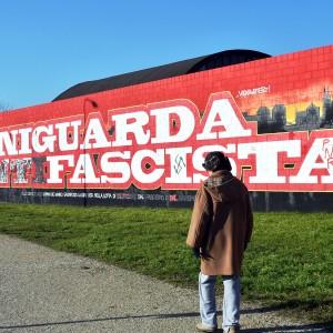 """Milano, svastiche e vernice sul murale della partigiana Lia. L'Anpi: """"E' allarme neofascismo"""""""