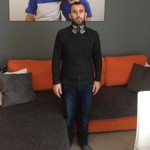 """Sondrio, parla lo stradino da record: """"Io, albanese in Italia, sono diventato un fenomeno"""""""