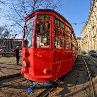 Milano in tram, l'album fotografico è su Facebook