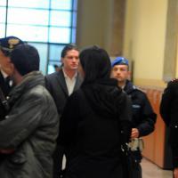 Aggressione con l'acido, Boettcher in giacca dai giudici