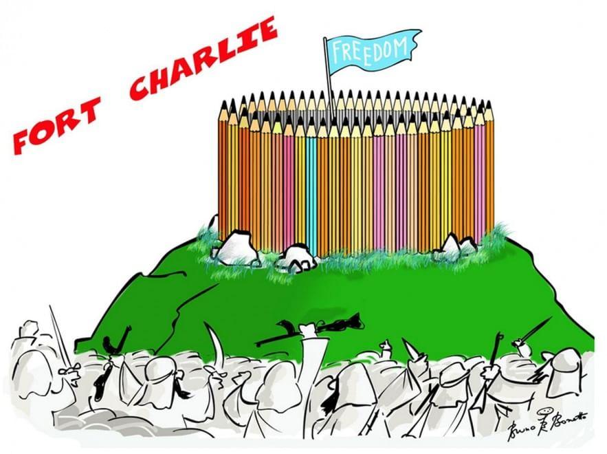 Da Silver a Bozzetto, 200 vignette in onore di 'Charlie'