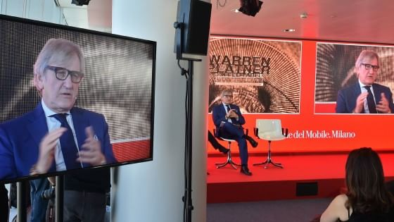 Design milano presenta il suo salone del mobile for Espositori salone del mobile