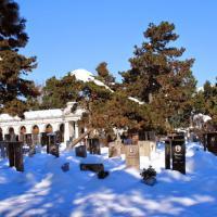 Cremona, il cimitero è chiuso per neve da 11 giorni