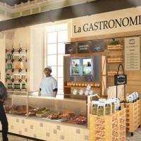 Milano, Autogrill in Galleria lancia la sfida a Eataly