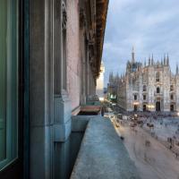 Milano, il super hotel vista Duomo con le suite d'autore