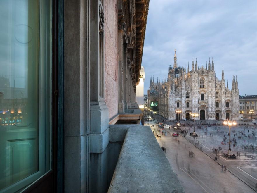 Milano, il super hotel vista Duomo con le suite d\'autore - 1 di 1 ...