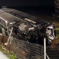 Cremona, scontro tra pullman di studenti e camion: 25 feriti, tre gravi