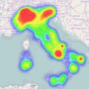 Twitter, triste primato in Lombardia: in un anno due milioni di messaggi intolleranti
