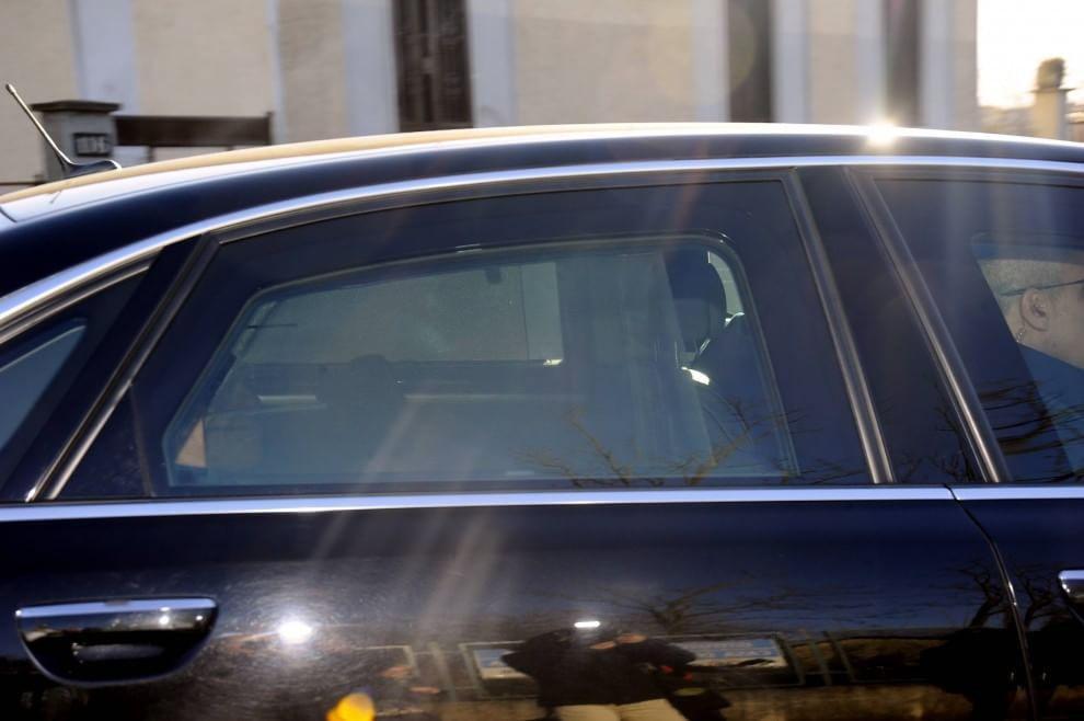 Cesano, ultimo giorno di servizi sociali per Berlusconi