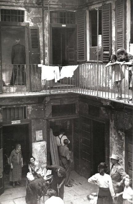 Milano 39 sparita 39 su fb l 39 amarcord delle case di ringhiera - Case anni 50 ...