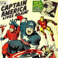 Capitan America & C., in mostra i supereroi Marvel