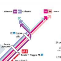 Expo, Como via dalla mappa: al suo posto c'è Chiasso