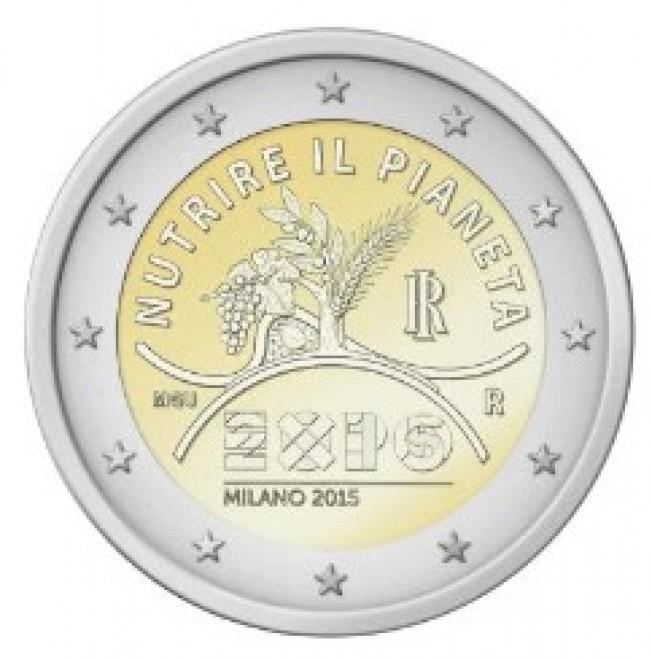 Monete da 2 Euro Valore da 2 Euro Che L'italia