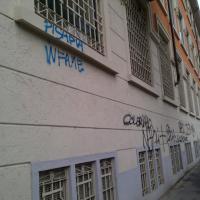 Vandali, il Mudec di Milano apre con i muri già imbrattati