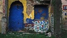 Muri a colori, il tour   è fra arte e degrado