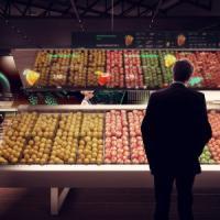 Aree baratto, penne auto-scriventi e trattori semoventi: a Expo il supermercato