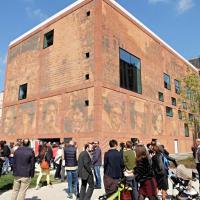 Casa della memoria la for 2 piani di casa contemporanea di storia
