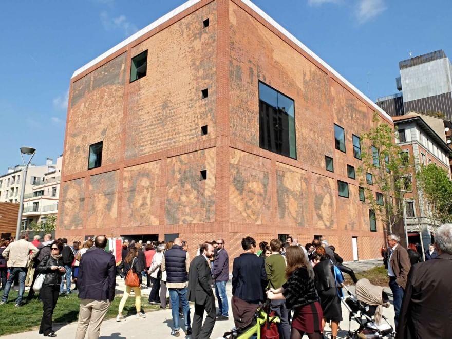 Milano tre piani di storia nata la casa della memoria for 2 piani di casa contemporanea di storia