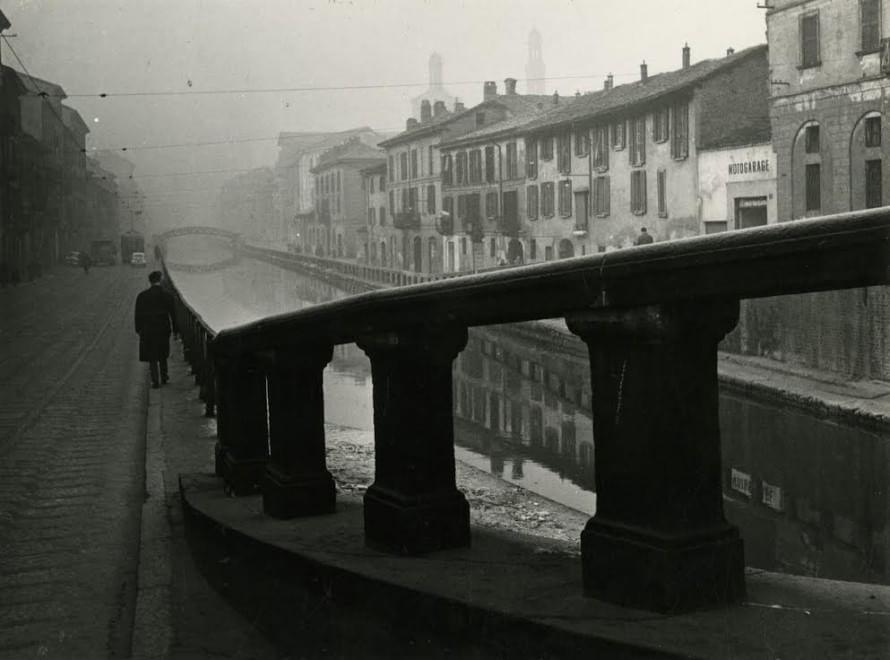 'Milano a fior d'acqua', l'amarcord di ponti e barcaioli