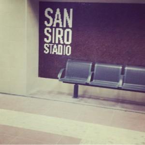 Milano, fermata San Siro stadio-Mediaset: la stazione della lilla si chiama come lo sponsor