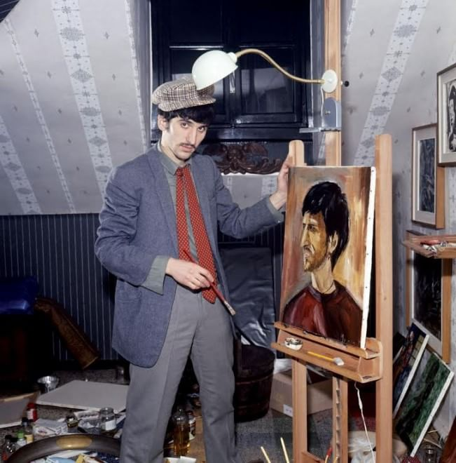 Gigi Meroni, una mostra racconta il pittore-calciatore - 1