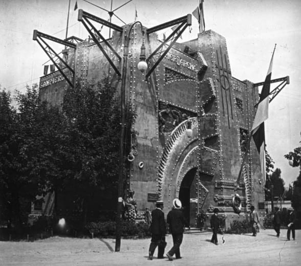Ritorno al futuro, in mostra le foto di Expo1906