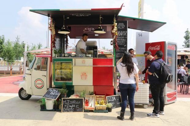 Street food, non solo Expo: i truck alla conquista di Milano