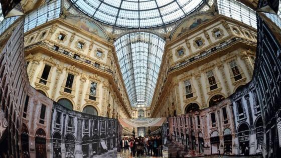 Milano, dopo un anno di lavori la Galleria torna a essere il Salotto della città