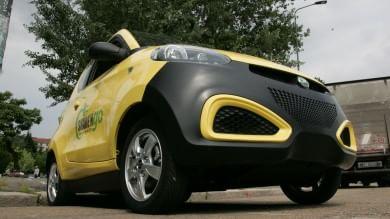 Debutta Share'Ngo: l'auto elettrica  a prezzo variabile che lasci dove vuoi