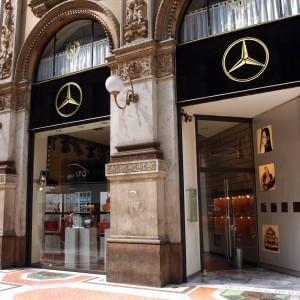 In Galleria arriva Cracco, otto i big della moda in cerca di una vetrina