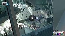 Expo, i segreti hi-tech  di Palazzo Italia