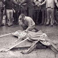 """Piazza della Loggia, 41 anni fa la strage. Il presidente Mattarella: """"Sconfortante gli..."""