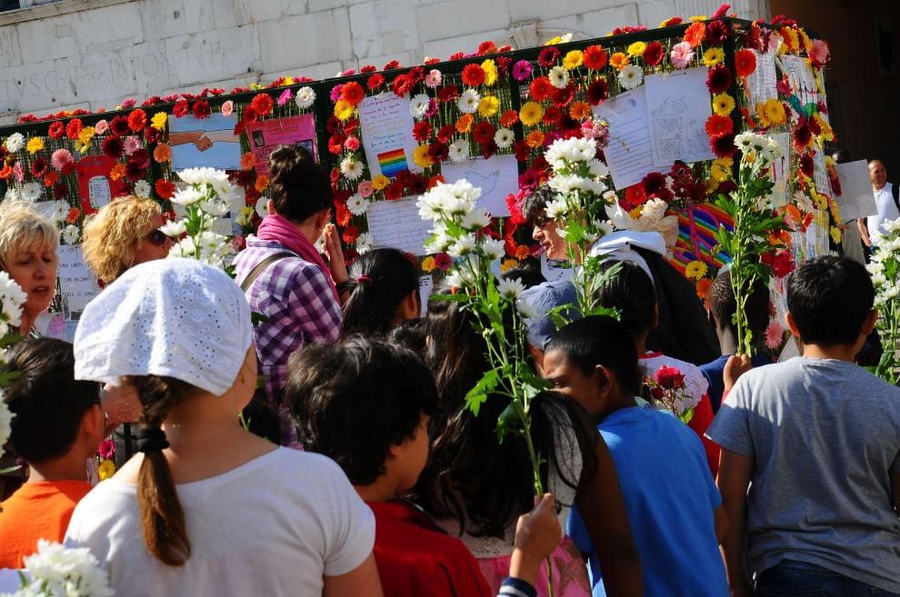 Brescia, in Piazza della Loggia la commemorazione a 41 anni dalla strage