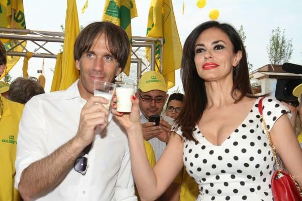Expo si tinge di bianco per la Giornata del latte