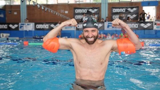 Milano rosolino disinteresse verso il nuoto avete expo - Piscine milano nuoto libero ...