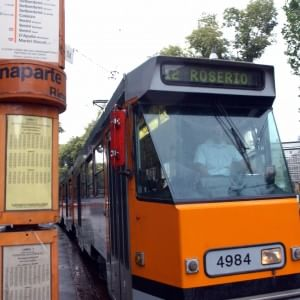 All 39 expo si va anche con il tram strategia salta coda e for Quanto costa un tram in collina