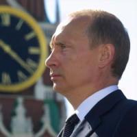 Renzi riceve Putin a Expo, protesta