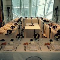 Putin a Expo, il pranzo è (quasi) servito: la tavolata a Palazzo Italia