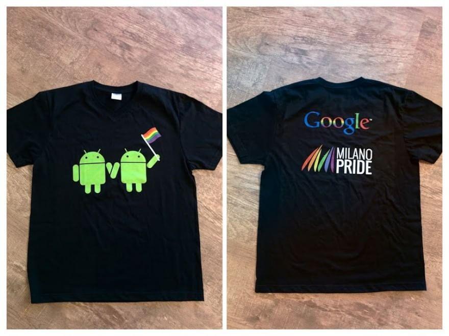 Sempre univoco assolutamente interessante a volte misteriosi Rainbow Donne T Shirt