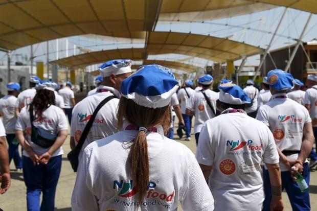 A Expo la pizza più grande del mondo, 1.300 metri per farne patrimonio dell'umanità