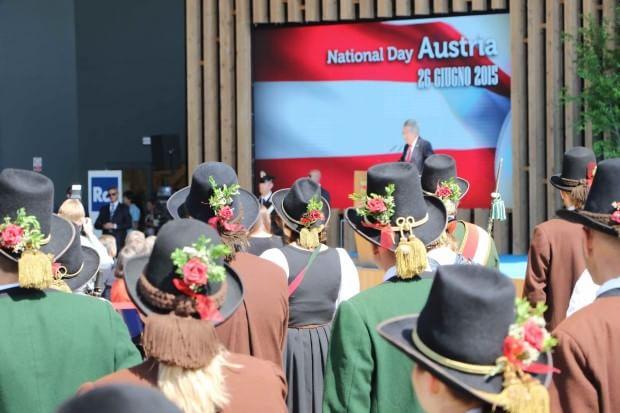 Expo: ambiente, energia e nutrizione al National Day dell'Austria