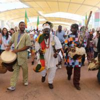 Expo, le danze e i colori dell'Africa nella grande festa del Mali