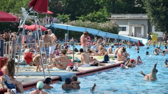 Milano weekend di caldo estivo assalto alle piscine con pi di 16mila ingressi - Milano sport piscine ...