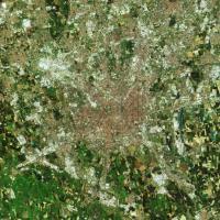 Milano a colori nelle prime foto di Sentinel 2, il satellite guardiano della salute del pianeta