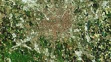 Milano nelle prime foto  del satellite a guardia della salute del pianeta
