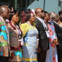 A Expo si festeggia la giornata nazionale del Congo