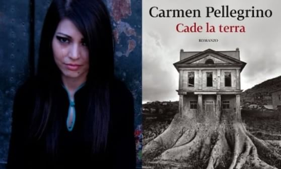 """Carmen Pellegrino: """"Parlavo coi muri e vedevo i fantasmi, ora racconto i luoghi perduti"""""""