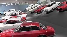 Viaggio nel mito Alfa da Ferrari fino a 007