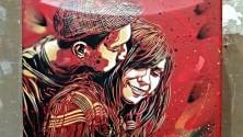Street art, le officine trasformate in galleria
