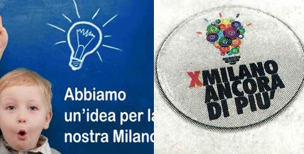 Milano, la lampadina di Fiano accende la disputa